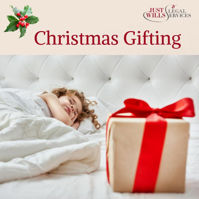 Lifetime Gifts at Christmas