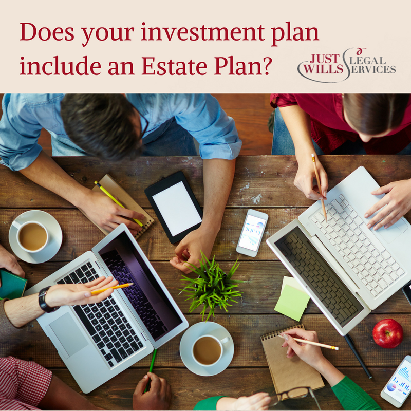 Does your investment plan include an Estate Plan