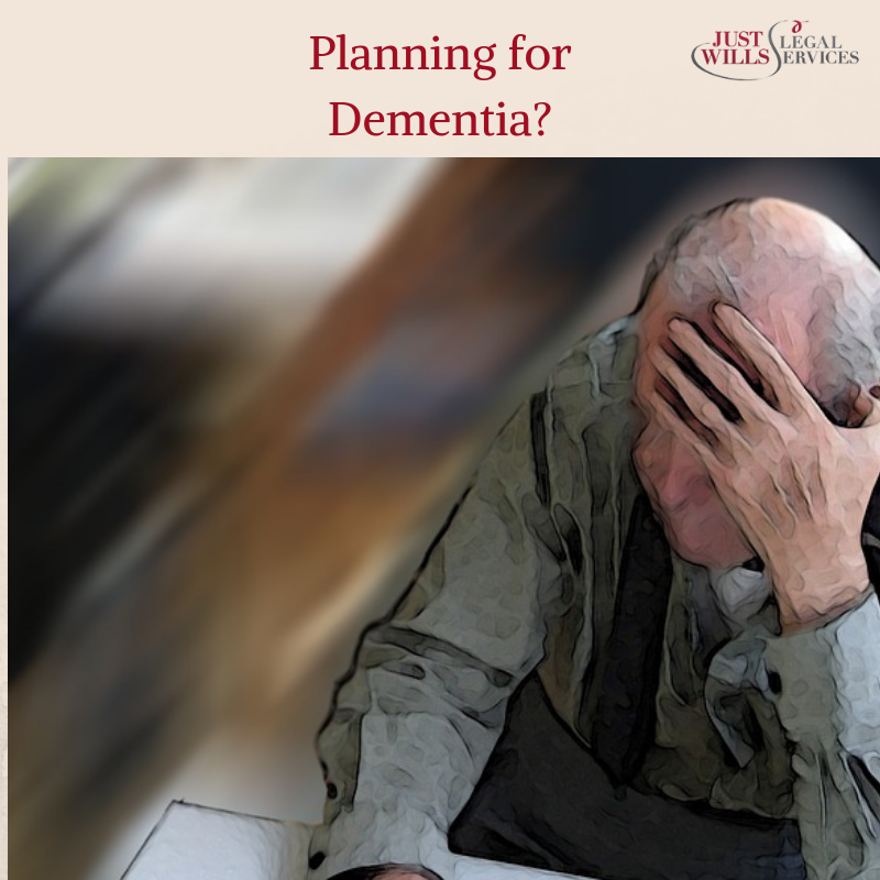 Planning for dementia